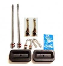 DL1SPAAFR Duallyvalve Kit w/Front Stems