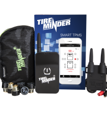 TPMS-APP-4 TireMinder Smart TPMS With 4 Transmitters + Rhino Booster