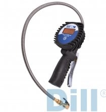 7260-S2-6293E Digital Gauge With USA Made Clip-On Chuck